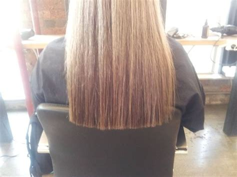 hair cuts without cutting length 9 best images about one length technique on pinterest