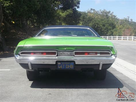 71 challenger for sale 71 challenger number matching