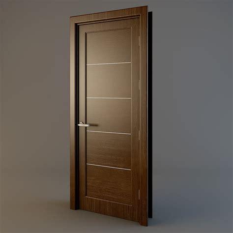 porte 3d 3d model door