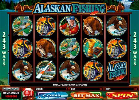 alaskan fishing slot  demo game  play
