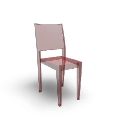 stuhl polycarbonat transparent la stuhl einrichten planen in 3d