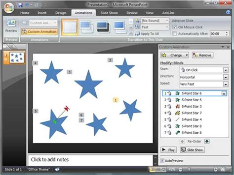 Animation Speed In Powerpoint 2007 2003 And 2002 For Windows Free Animation For Powerpoint 2007