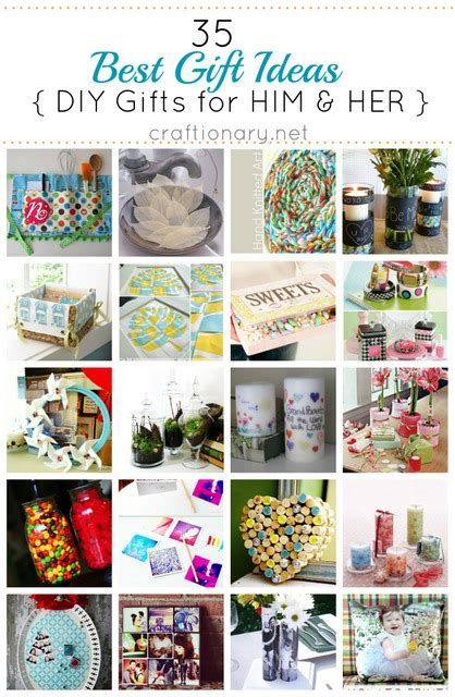 Useful Handmade Gifts - craftionary