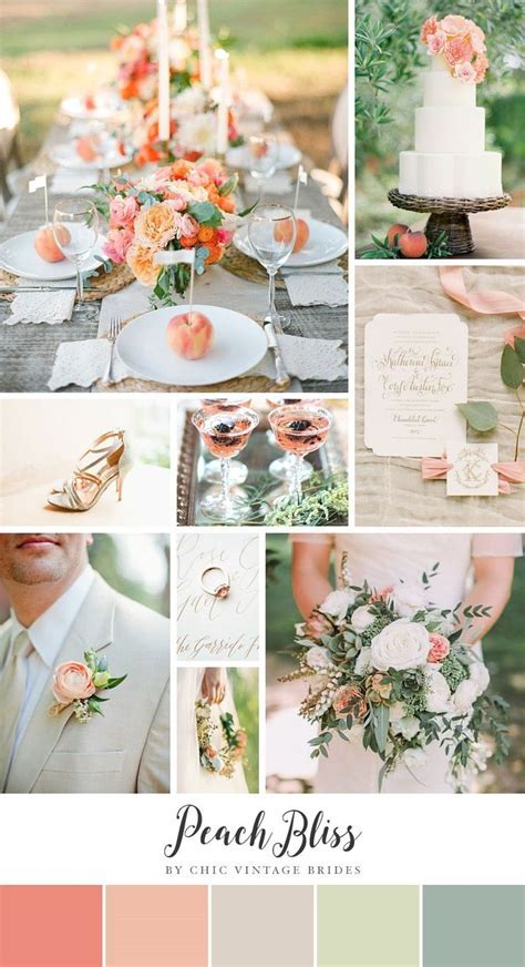 Best 25  Peach weddings ideas on Pinterest   Peach wedding