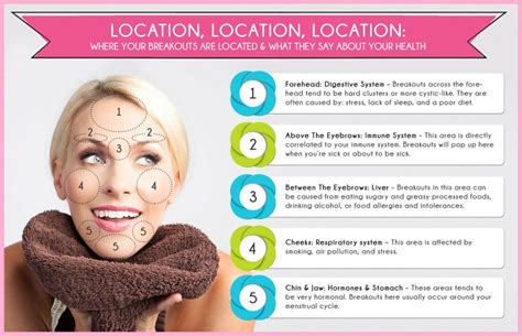 mapping acne what your skin is trying to tell you hair salon port elizabeth juan joubert