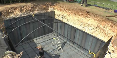Earth Shelter Underground Floor Plans Youtube Madman Builds The Apocalyptic Bunker Of His Dreams