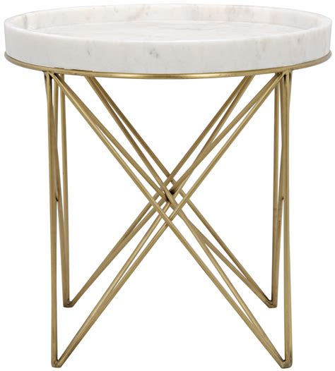 Quartz Side Table Mercedes White Quartz Side Table Mecox Gardens