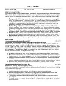Insurance Broker Sle Resume by Insurance Broker Description Resume Inspiredshares