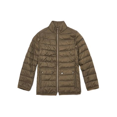 Leather Olive Intl discount barbour boys olive b intl crossover quilted