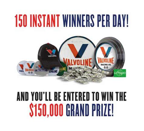 Valvoline Giveaway - valvoline 150 giveaway giftout free giveaways singapore malaysia usa