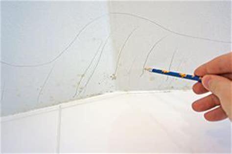 schimmel an der decke was tun malerarbeiten anleitungen tipps und tricks bauen