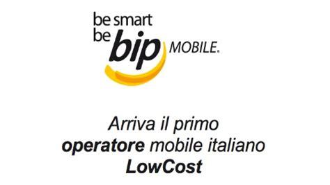 compagnia telefonica mobile bip mobile 232 il primo operatore telefonico low cost