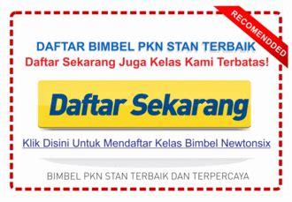 Harga Bimbel Pkn Stan informasi pendaftaran dan berita di pkn stan web bimbel