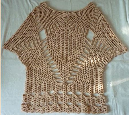 Handmade Sweater Patterns - crochet sweater for make handmade crochet craft