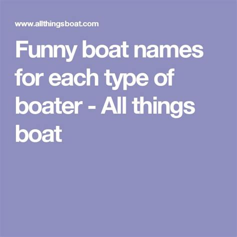boat names uk the 25 best funny boat names ideas on pinterest clever