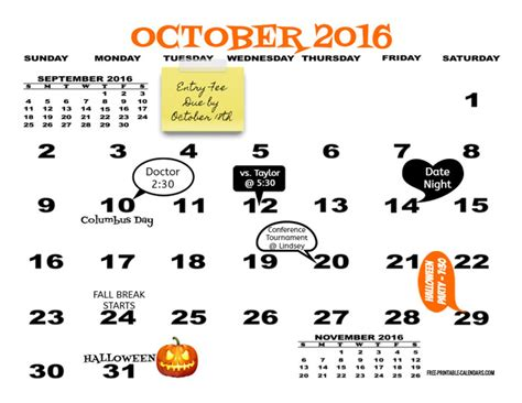 Personalized Calendar Free Personalized Calendar 2016 Customize With Your