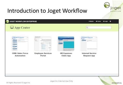 joget workflow joget workflow v5 module 1 introduction to