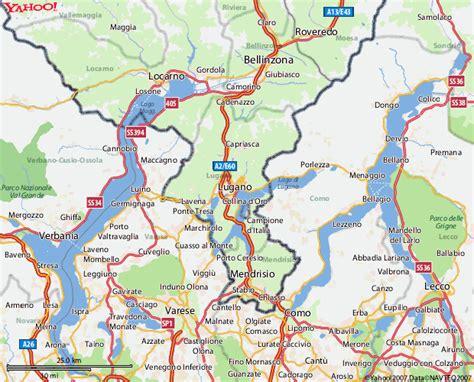 lakes map maps of italy italian lakes