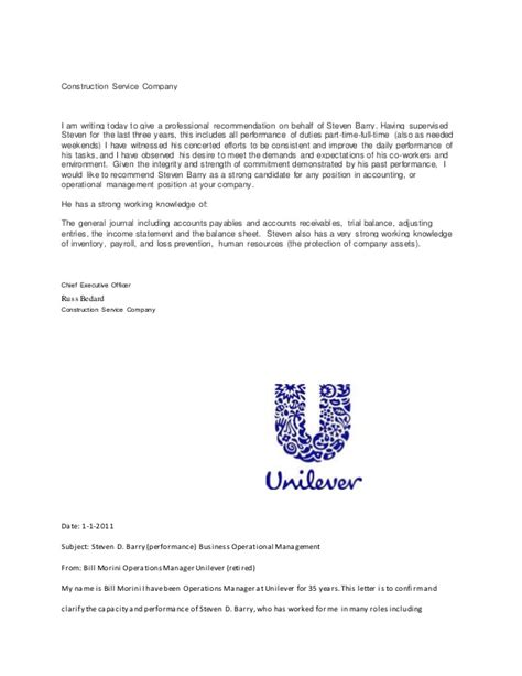 Cover Letter Management Accountant | Example Good Resume Template
