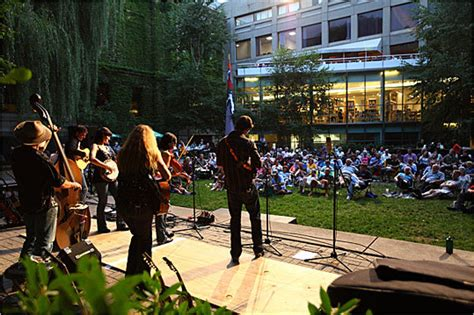 backyard concert image gallery outdoor summer concerts
