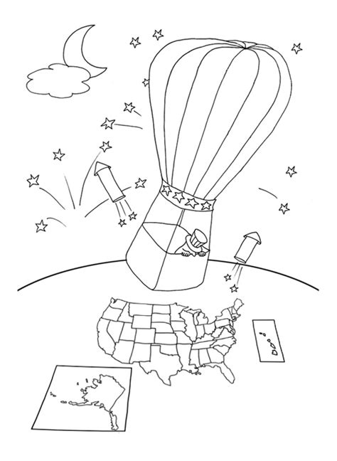 More Coloring Pages coloring pages for independence day