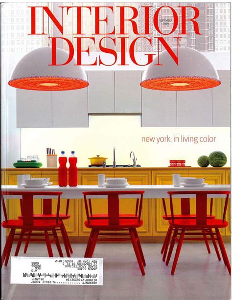 new york home design magazine 2010 interior design magazine slade architecture