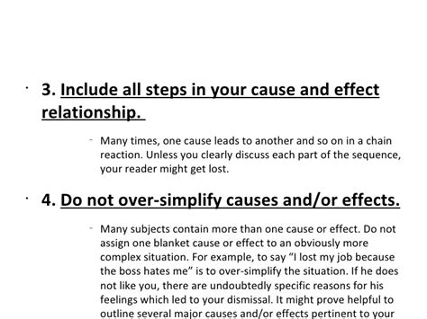 causal analysis essay sle college essays college application essays causal