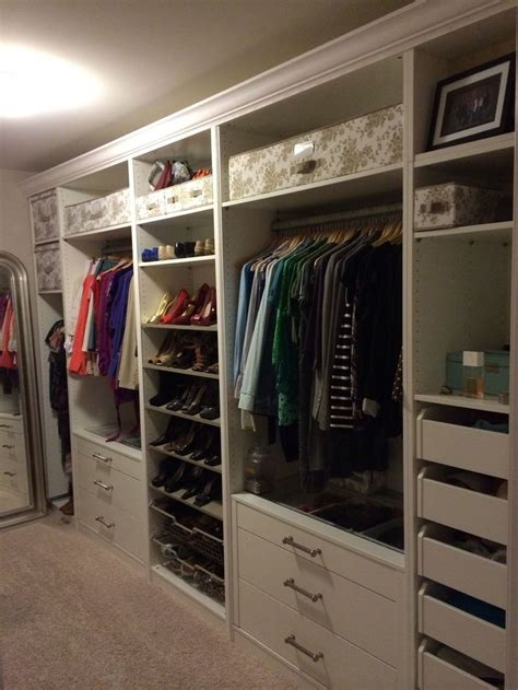 closet shelves ikea best 25 ikea closet hack ideas on pinterest small