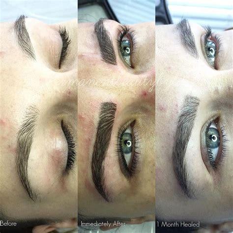 tattoo eyebrows healing process pinterest the world s catalog of ideas