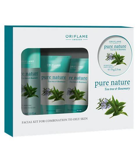 Aneka Nature Facecream Oriflame oriflame nature tea tree and rosemary kit gm buy oriflame nature tea tree and