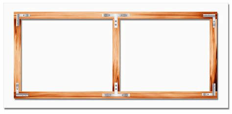 Simple Screen Fixed Frame 84 4 3 Soft Matte Grey 1 building a fixed frame screen psm screens projector screen material uk