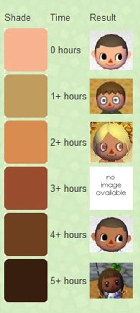 acnl hair and eye colour animal crossing fans want more than just white skin colors