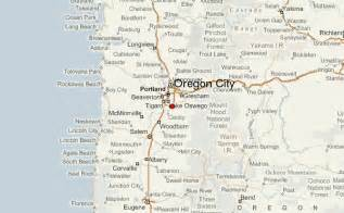 city map oregon oregon city location guide