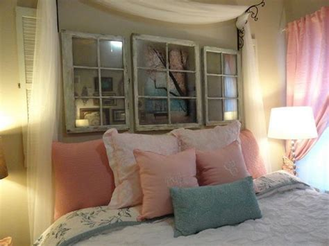 Vintage Headboard Ideas by Shabby Chic Style Shabby Chic Style Headboard Decor