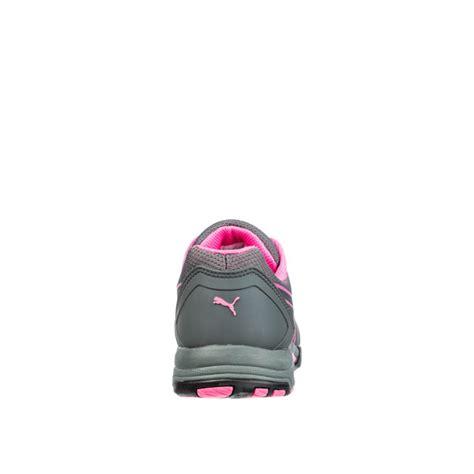 puma celerity knit pink puma sicherheitsschuhe celerity knit pink wns low s1 hro