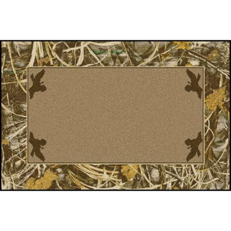 realtree camo rug camouflage area rugs realtree max 4 solid center rugs camo trading