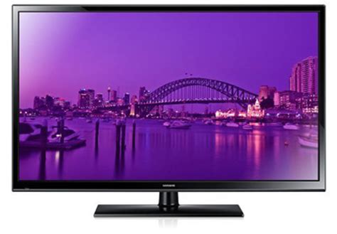 the best tv under $500: samsung pn51f4500 techlicious