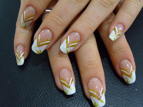 gold nail design gold nail designs nailspedia