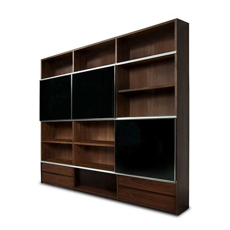 wall unit storage modern wall shelving unit
