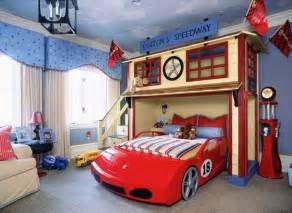 Race Car Toddler Bed On Sale Dormitorios Tem 225 Ticos Para Ni 241 Os Varones