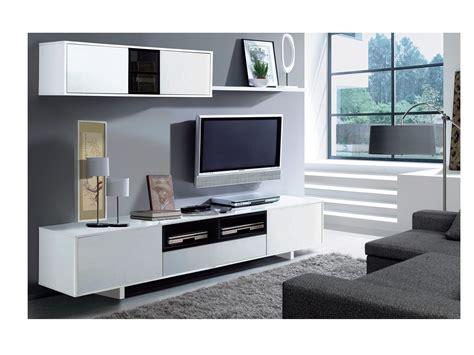 ver muebles de comedor mueble de comedor para tv blanco y negro oferta sal 243 n