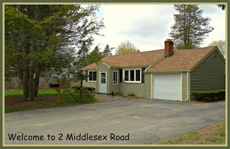 2 middlesex road ma ranch home for sale