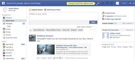 facebook fixer customize facebook for free in chrome using social fixer