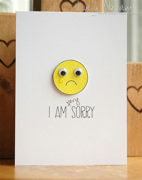 Im Paper - silly i m sorry card handmade card inspiration