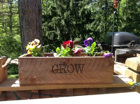 ana white   project planter boxes diy projects