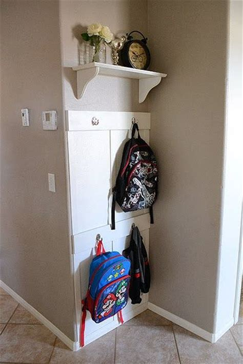 backpack storage ideas 25 best ideas about kids backpack storage on pinterest