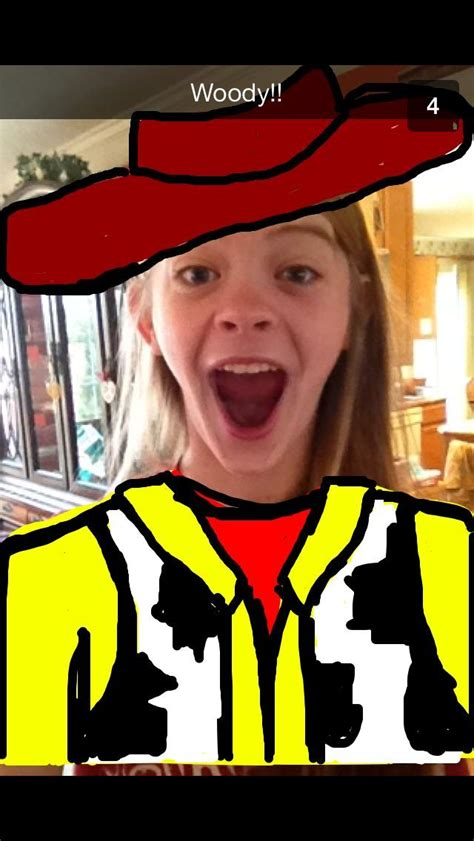 snapchat doodle ideas woody story snapchat drawing photography