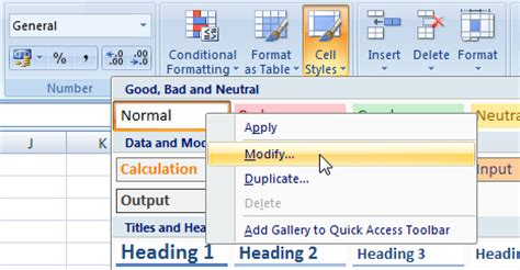 excel 2007 format as us currency excel vba delete custom cell styles excel class training