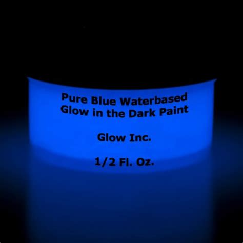glow in the paint buy india blue glow in the paint 1 2 fluid ounce buy