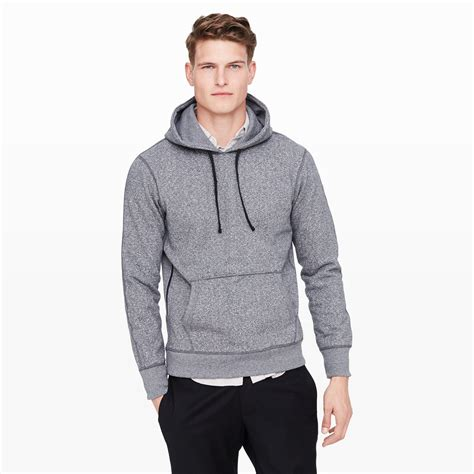 Jaket Sweater Hoodie Zipper Grey Salur 1 lyst club monaco reigning ch zip hoodie in gray for